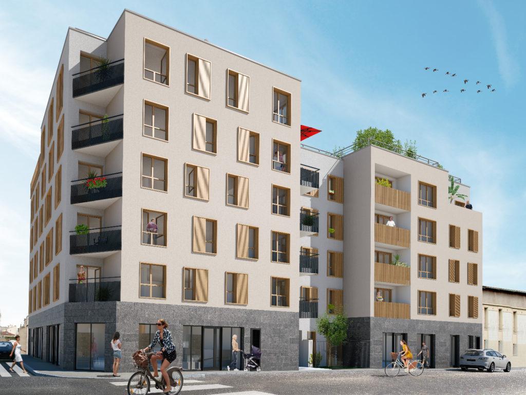 Coffim - Bas Montreuil - Crèche et Boulangerie